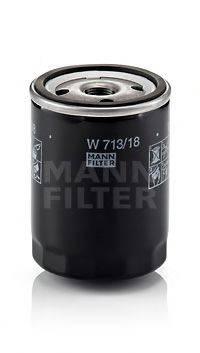 MANN-FILTER W71318 Масляный фильтр