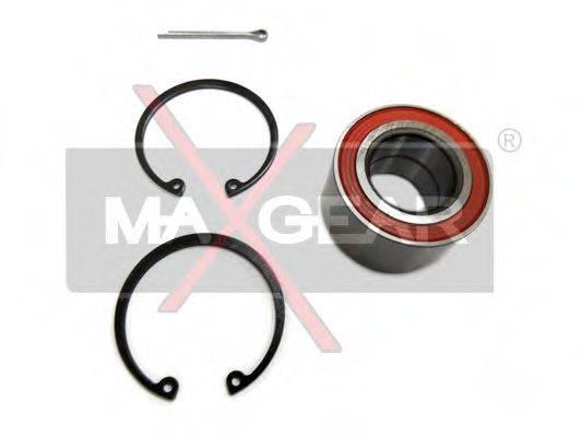MAXGEAR 330266 Комплект подшипника ступицы колеса