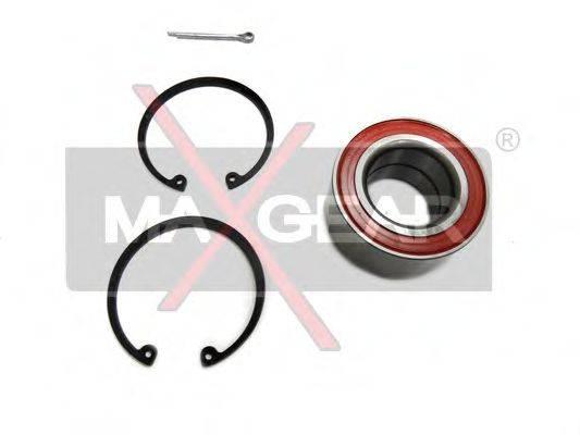 MAXGEAR 330267 Комплект подшипника ступицы колеса