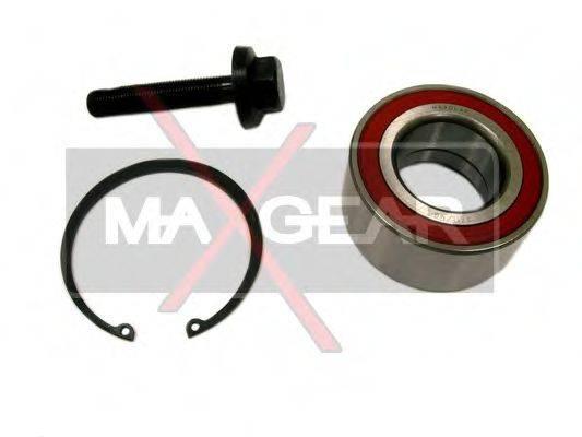 MAXGEAR 330379 Подшипник ступицы колеса