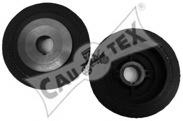 METALCAUCHO 002976 Ременный шкив, коленчатый вал