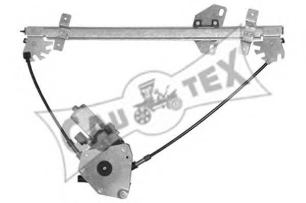 CAUTEX 487011 Подъемное устройство для окон