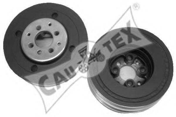 CAUTEX 460955 Ременный шкив, коленчатый вал
