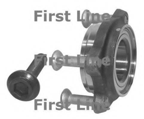 FIRST LINE FBK723 Комплект подшипника ступицы колеса