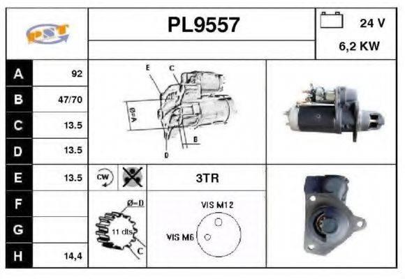 SNRA PL9557