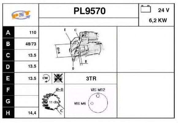 SNRA PL9570