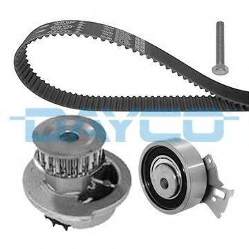 DAYCO KTBWP2210 Водяной насос + комплект зубчатого ремня