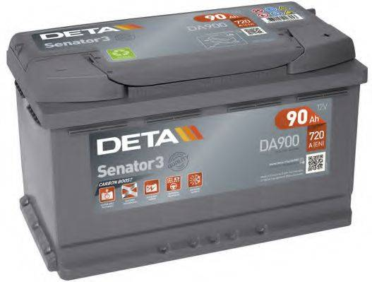 DETA DA900 Стартерная аккумуляторная батарея; Стартерная аккумуляторная батарея