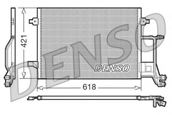 NPS DCN02013 Конденсатор, кондиционер