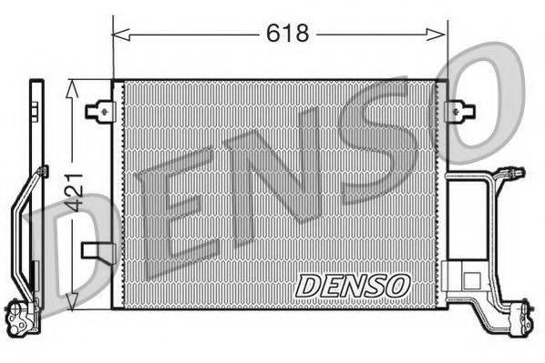 NPS DCN02015 Конденсатор, кондиционер