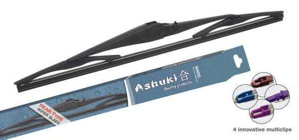 ASHUKI WAR012 Щетка стеклоочистителя