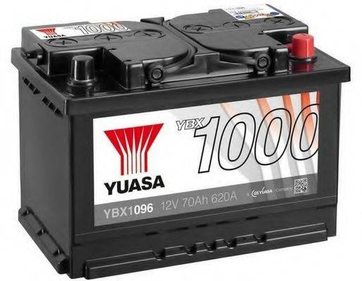 YUASA YBX1096 Стартерная аккумуляторная батарея