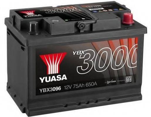 YUASA YBX3096 Стартерная аккумуляторная батарея