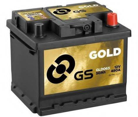 GS GLD063 Стартерная аккумуляторная батарея