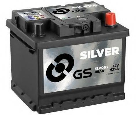 GS SLV063 Стартерная аккумуляторная батарея