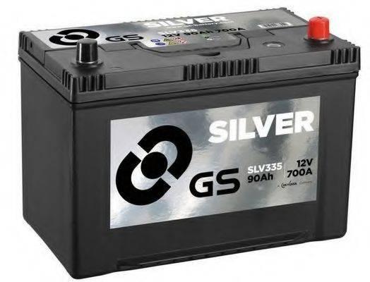 GS SLV335 Стартерная аккумуляторная батарея
