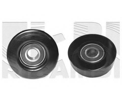 KM INTERNATIONAL FI13660 Натяжной ролик, поликлиновой  ремень