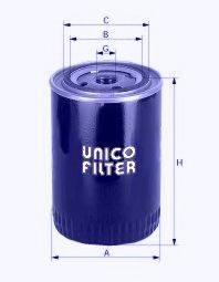 UNICO FILTER LI710018 Масляный фильтр