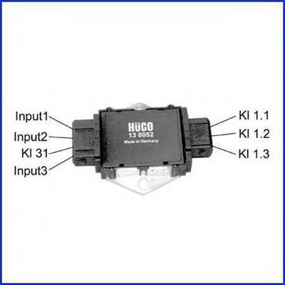 HITACHI 138052 Коммутатор, система зажигания