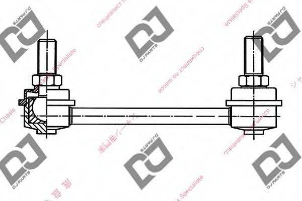 DJ PARTS DL1291 Тяга / стойка, стабилизатор
