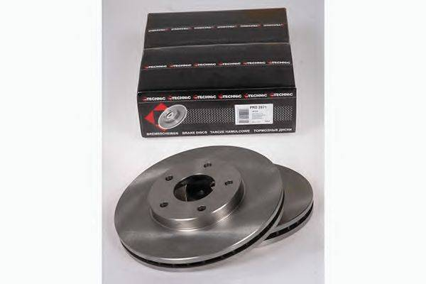 PROTECHNIC PRD2671 Тормозной диск