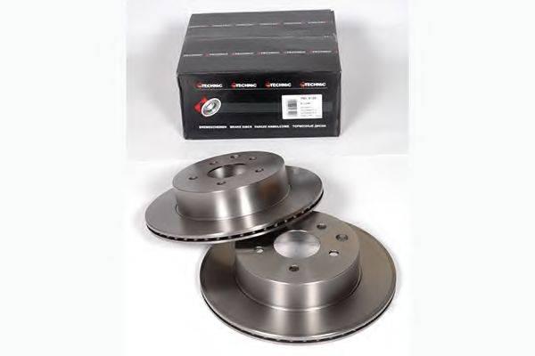 PROTECHNIC PRD6109 Тормозной диск