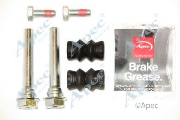 APEC BRAKING CKT1014 Комплект направляющей гильзы