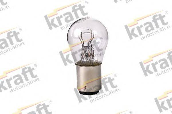KRAFT AUTOMOTIVE 0803500 Лампа накаливания, фонарь указателя поворота; Лампа накаливания, фонарь сигнала тормож./ задний габ. огонь; Лампа накаливания, фонарь сигнала торможения; Лампа накаливания, задняя противотуманная фара; Лампа накаливания, фара заднего хода; Лампа накаливания, задний гарабитный огонь; Лампа накаливания, стояночные огни / габаритные фонари; Лампа накаливания, стояночный / габаритный огонь; Лампа, противотуманные . задние фонари; Лампа накаливания, фара дневного освещения