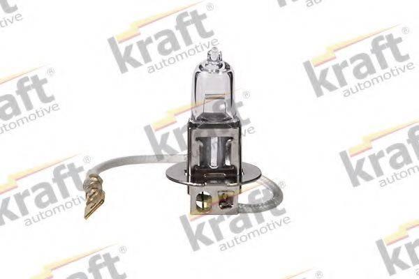 KRAFT AUTOMOTIVE 0804850 Лампа накаливания, фара дальнего света; Лампа накаливания, основная фара; Лампа накаливания, противотуманная фара; Лампа накаливания, фара с авт. системой стабилизации