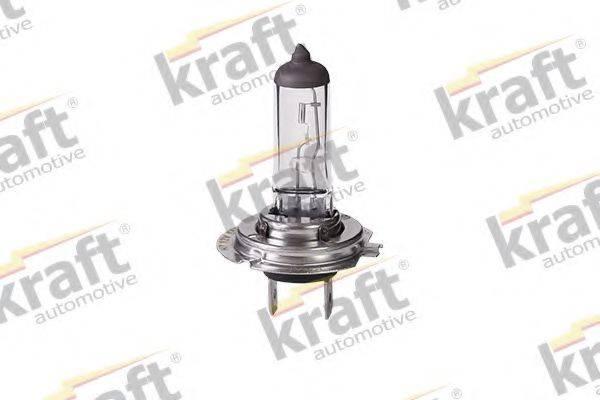 KRAFT AUTOMOTIVE 0805500 Лампа накаливания, фара дальнего света; Лампа накаливания, основная фара; Лампа накаливания, противотуманная фара; Лампа накаливания, фара с авт. системой стабилизации; Лампа накаливания, фара дневного освещения