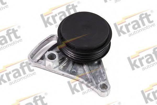 KRAFT AUTOMOTIVE 1220880 Натяжной ролик, поликлиновой  ремень