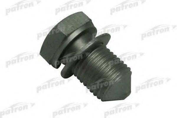 PATRON P160038 Резьбовая пробка, маслянный поддон