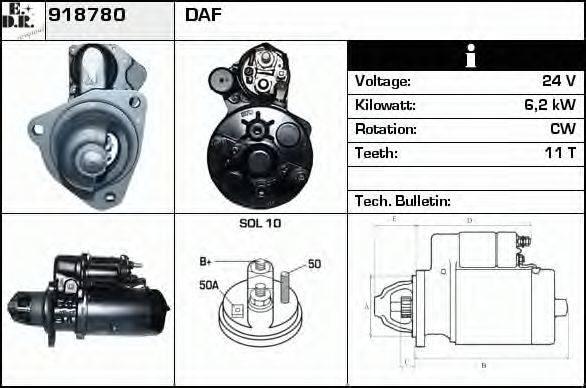 EDR 918780