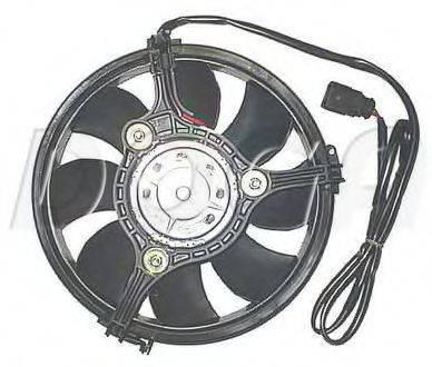 DOGA EAU024 Вентилятор, охлаждение двигателя