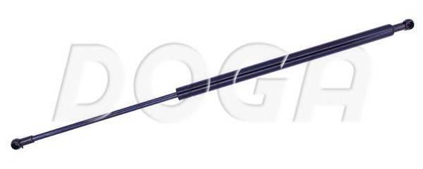 DOGA 2003813 Газовая пружина, крышка багажник