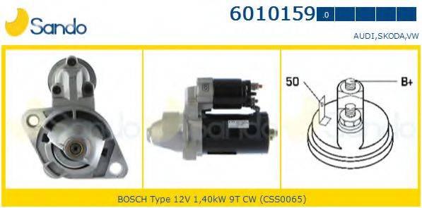 SANDO 60101590 Стартер