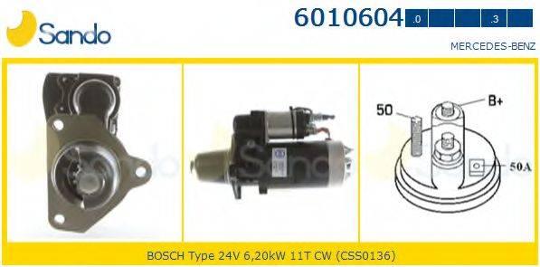 SANDO 6010604.0