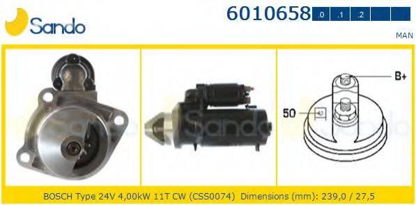 SANDO 6010658.0