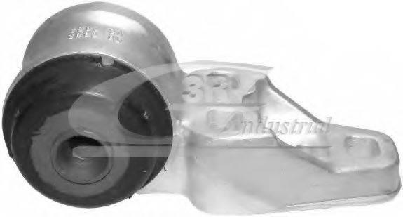 3RG 40760 Подвеска, двигатель