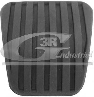 3RG 80402 Накладка на педаль, педаль сцепления