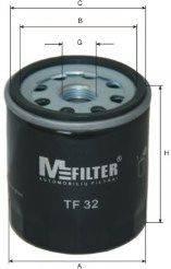 MFILTER TF32 Масляный фильтр