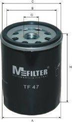 MFILTER TF47 Масляный фильтр