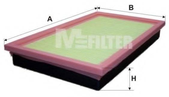 MFILTER K168 Воздушный фильтр