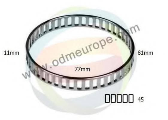 ODM-MULTIPARTS 26210023 Зубчатый диск импульсного датчика, противобл. устр.