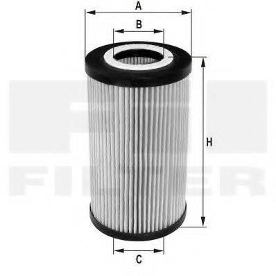 FIL FILTER MLE1348 Масляный фильтр