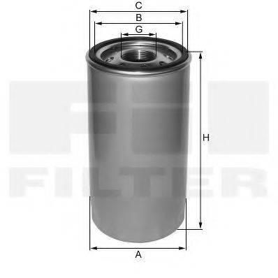 FIL FILTER ZP21B Масляный фильтр