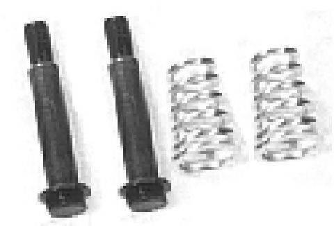 METALCAUCHO 02619 Пружина, труба выхлопного газа