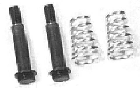METALCAUCHO 02620 Пружина, труба выхлопного газа