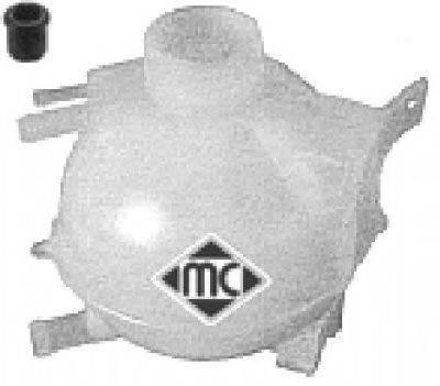 METALCAUCHO 03511 Бачок, радиатор