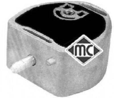 METALCAUCHO 04135 Подвеска, ступенчатая коробка передач